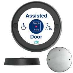 JWS Hardwired Round Assisted Door Touch Sensor