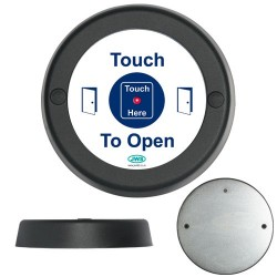 JWS Hardwired Round Touch to Open Touch Sensor