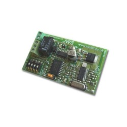 JWS Boxed 868MHz Receiver PCB (M/L Relay)