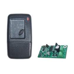 JWS 1 Channel Handheld Transmitter Key Fob and Receiver